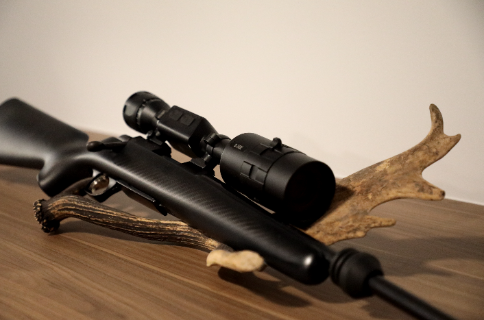 Browning A bolt with ATN