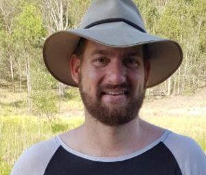 Daniel Boniface - an environmental scientist