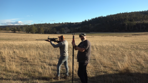 Standing Shooting Position