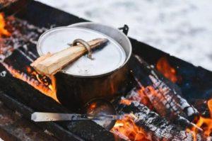 hunt camp cooking